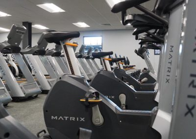 Titan Health Club - Matrix Fitness