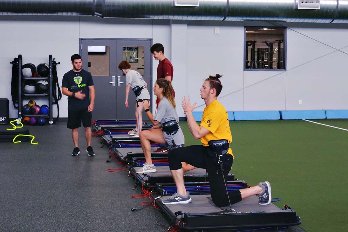49ff95c80 Group Sport Performance Training - Titan Sports Performance Center