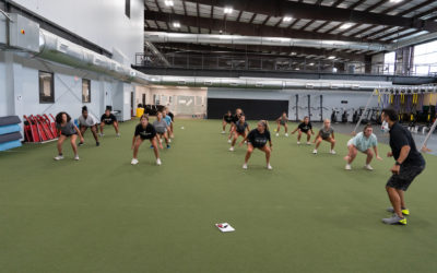 Updates from our Director of Performance Training