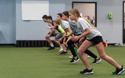 Spring Break Sports Performance Camp